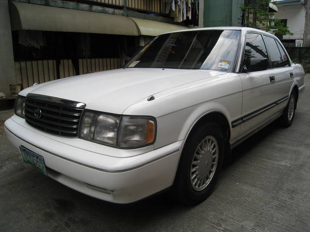 1994 Toyota Crown #10