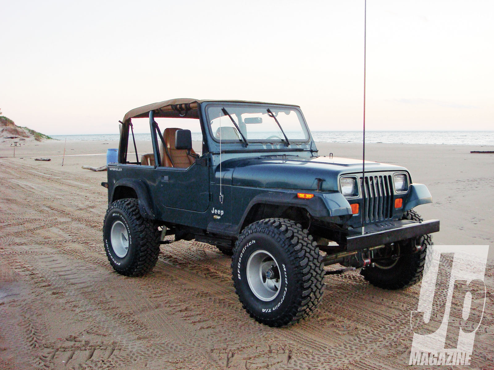 1995 Jeep Wrangler Photos Informations Articles Wiring Diagrams 1999 Tj Sahara 4