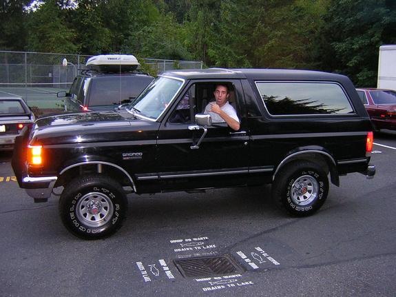 1990 Ford Bronco #7