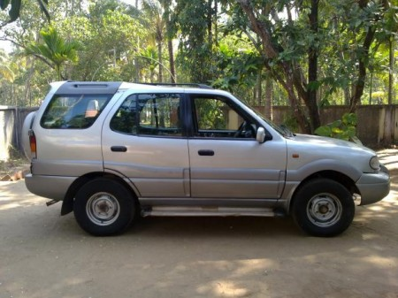 2006 Tata Safari #10