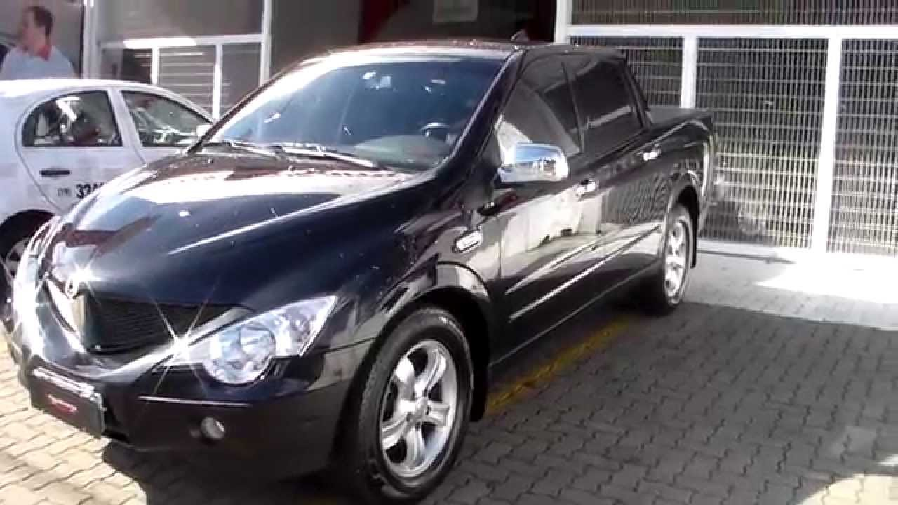 2009 Ssangyong Actyon #4