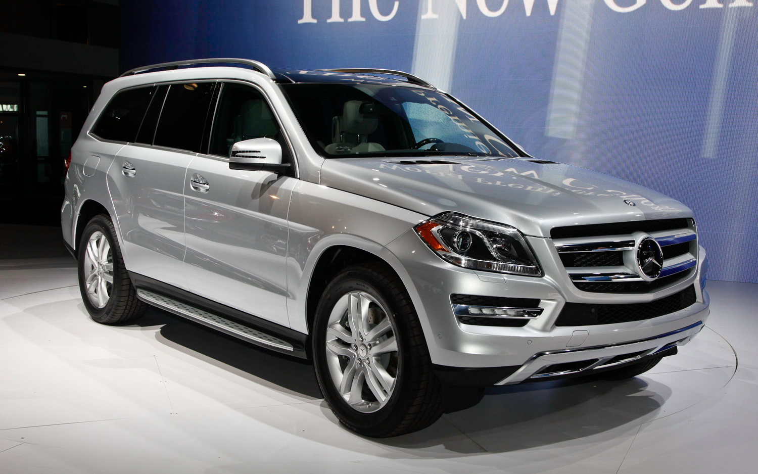 Mercedes-Benz GL #12