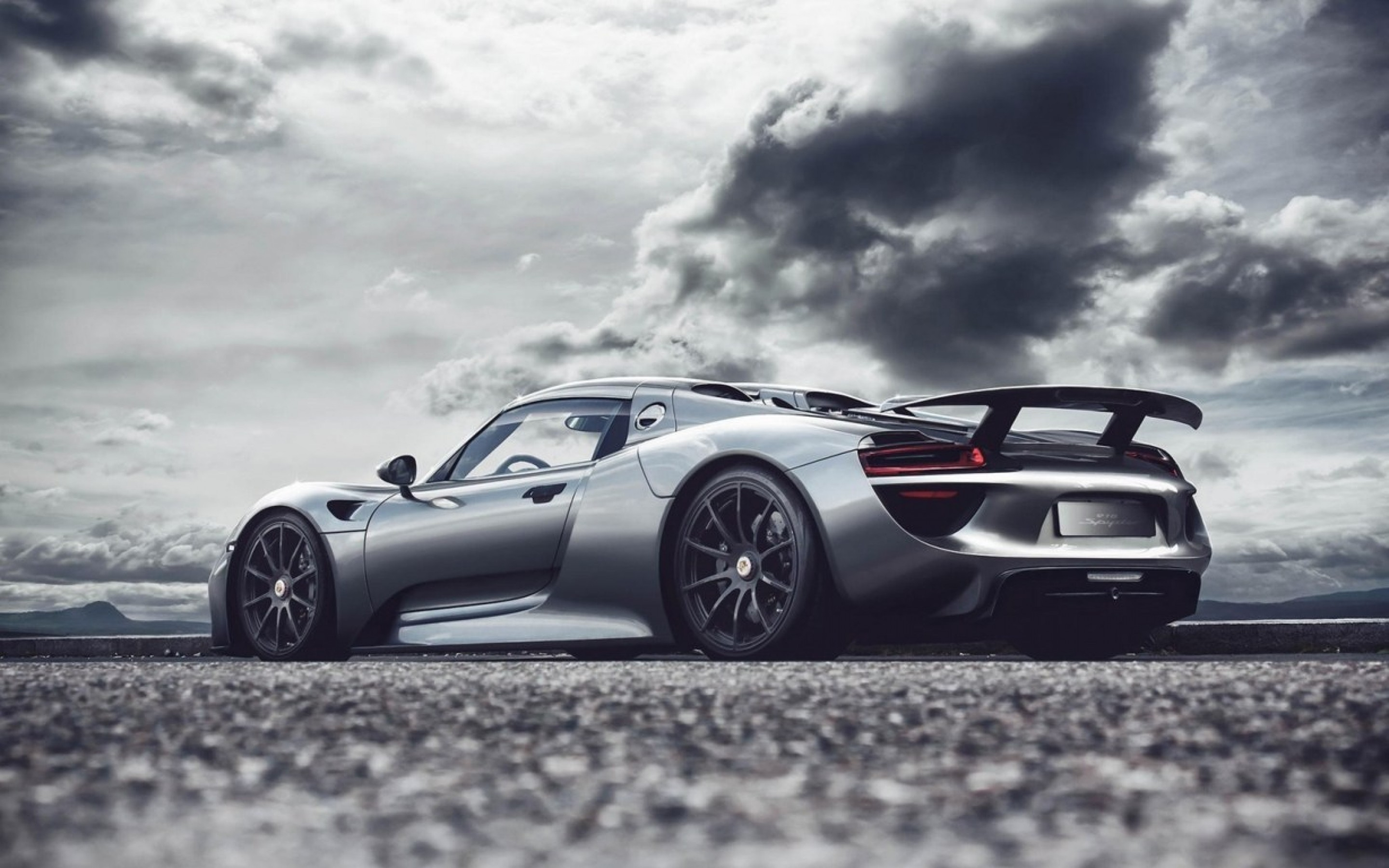 Porsche 918 Spyder Photos Informations Articles Bestcarmag Com