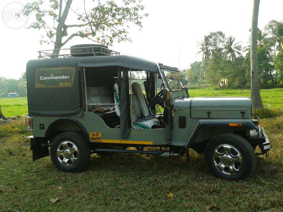 Mahindra Commander 2016 >> 2005 Mahindra Commander Photos Informations Articles Bestcarmag Com