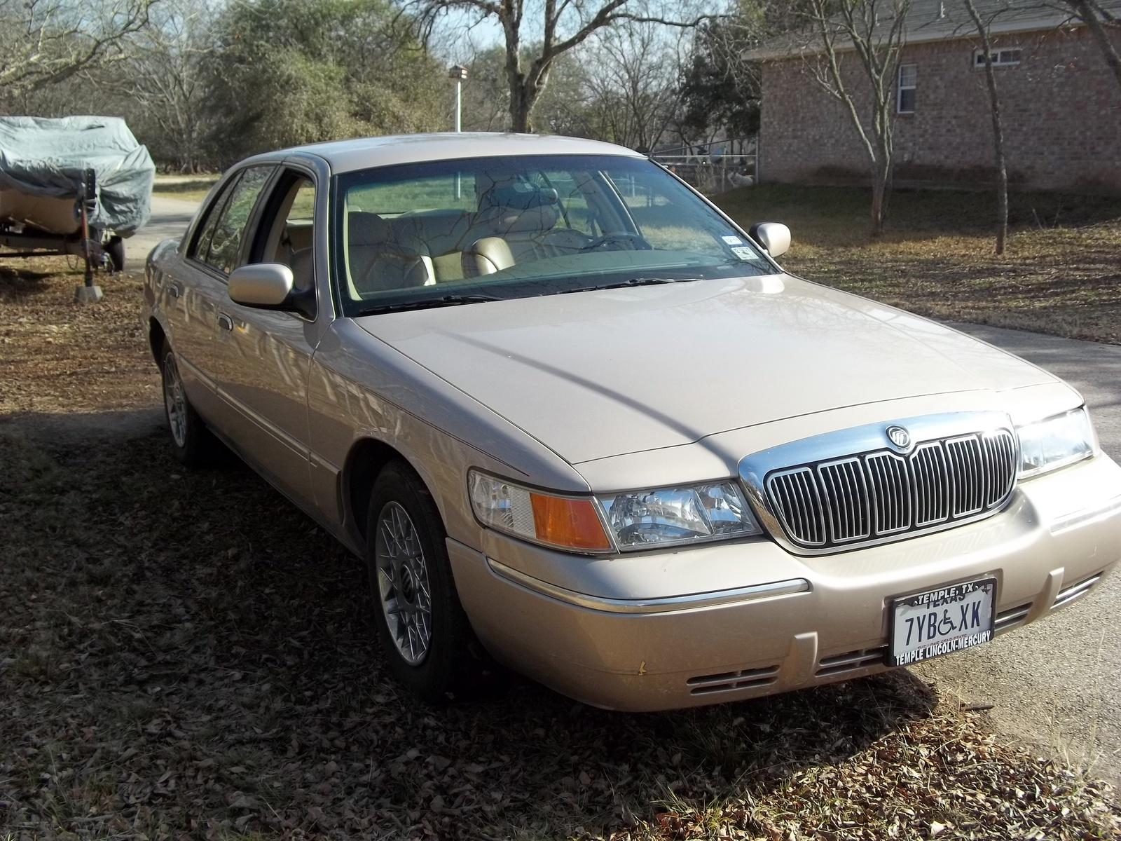 1998 Mercury Grand Marquis #4