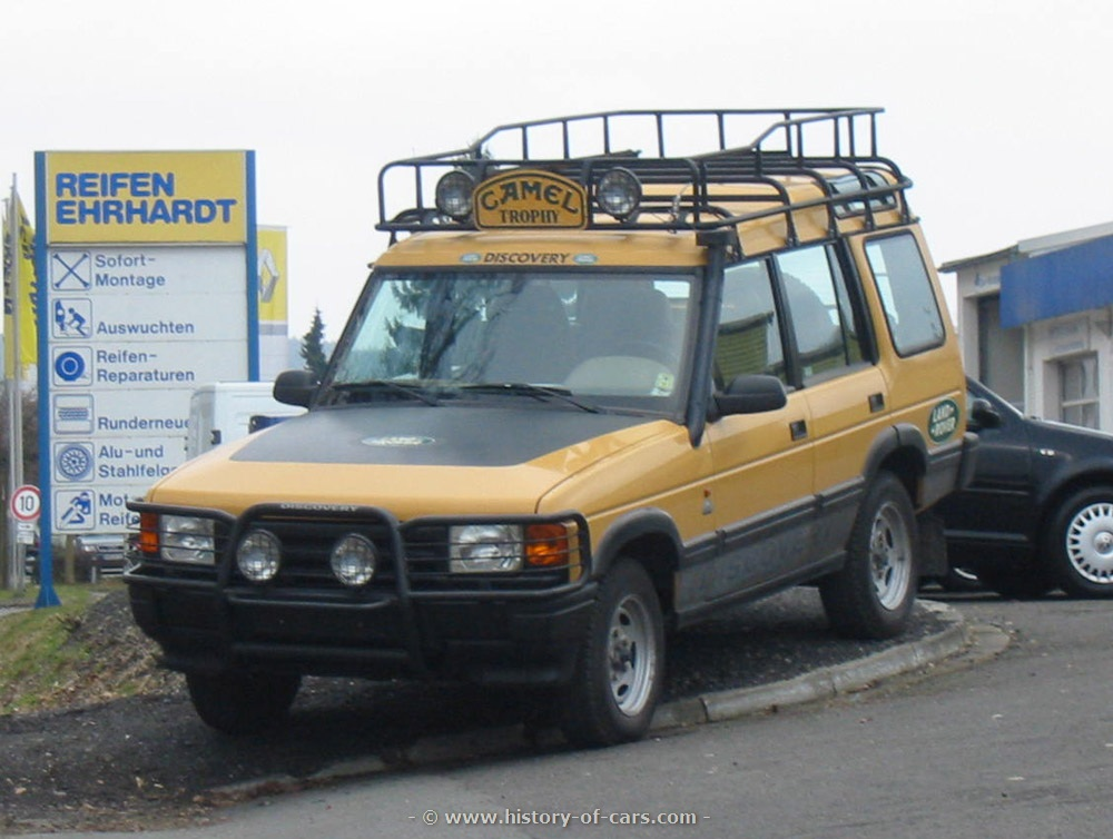 1994 Land Rover Discovery #13