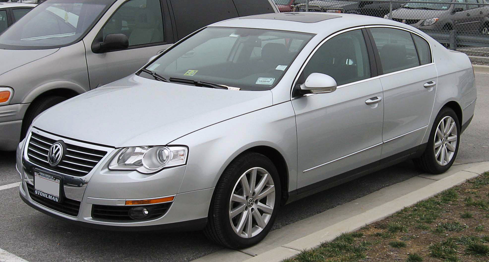 2009 volkswagen passat photos informations articles. Black Bedroom Furniture Sets. Home Design Ideas