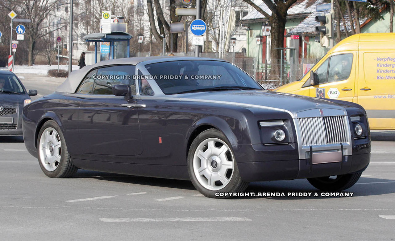 2012 Rolls royce Phantom Drophead Coupe #5