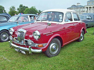 1959 Riley One-Point-Five #11