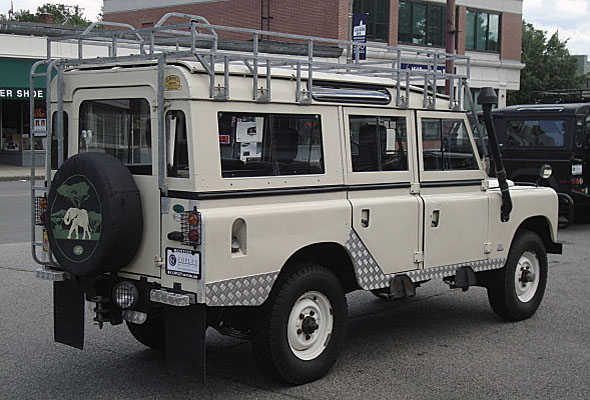 Land Rover Serie III #14