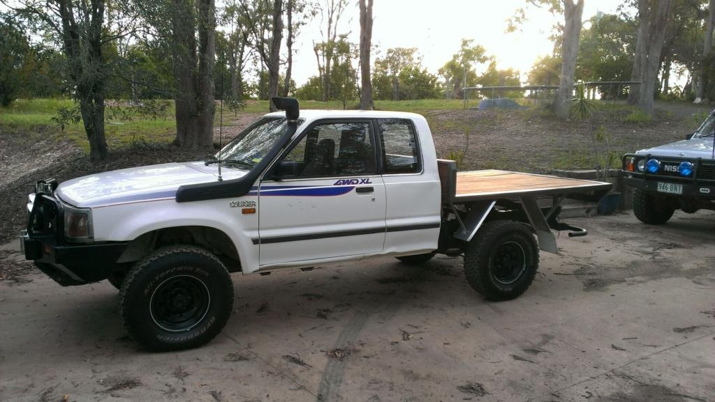 1998 Ford Courier #9