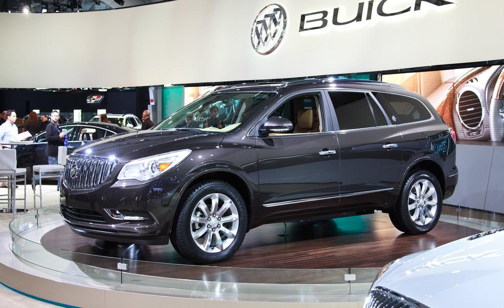 Buick Enclave Photos Informations Articles Bestcarmag