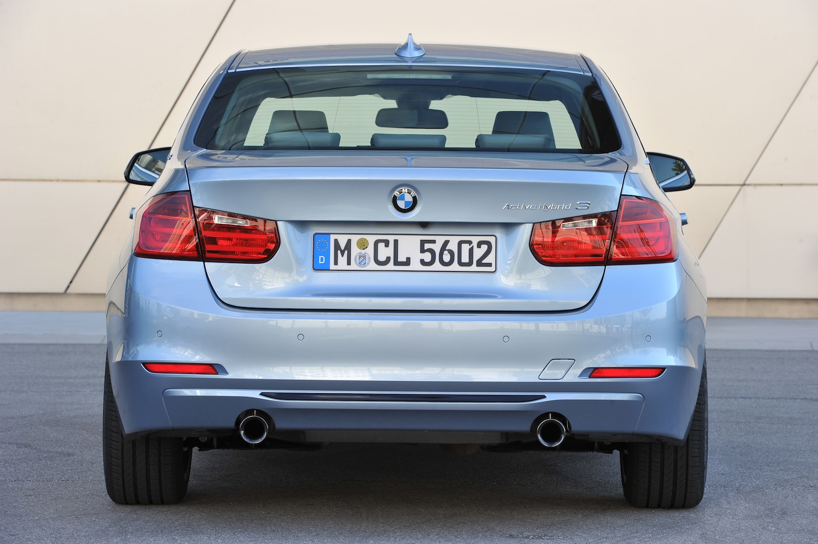 BMW ActiveHybrid 3 #8