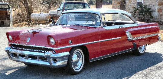 1955 Mercury Montclair #4