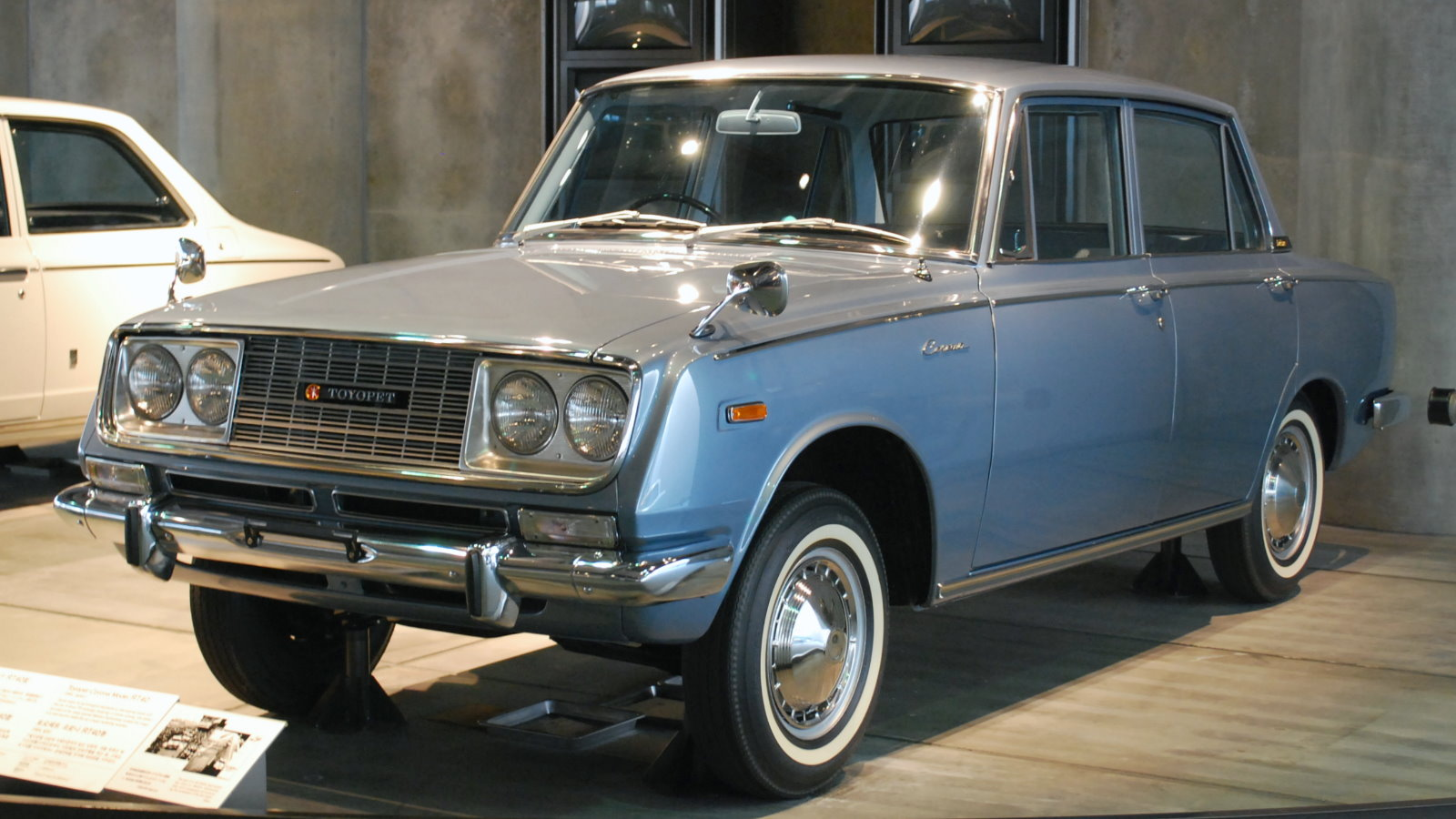 1964 Toyota Crown #4