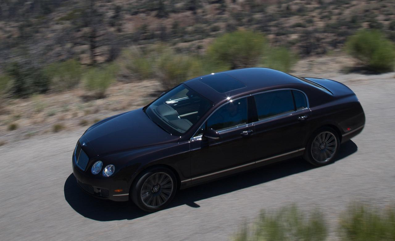 2012 Bentley Continental Flying Spur Speed #9