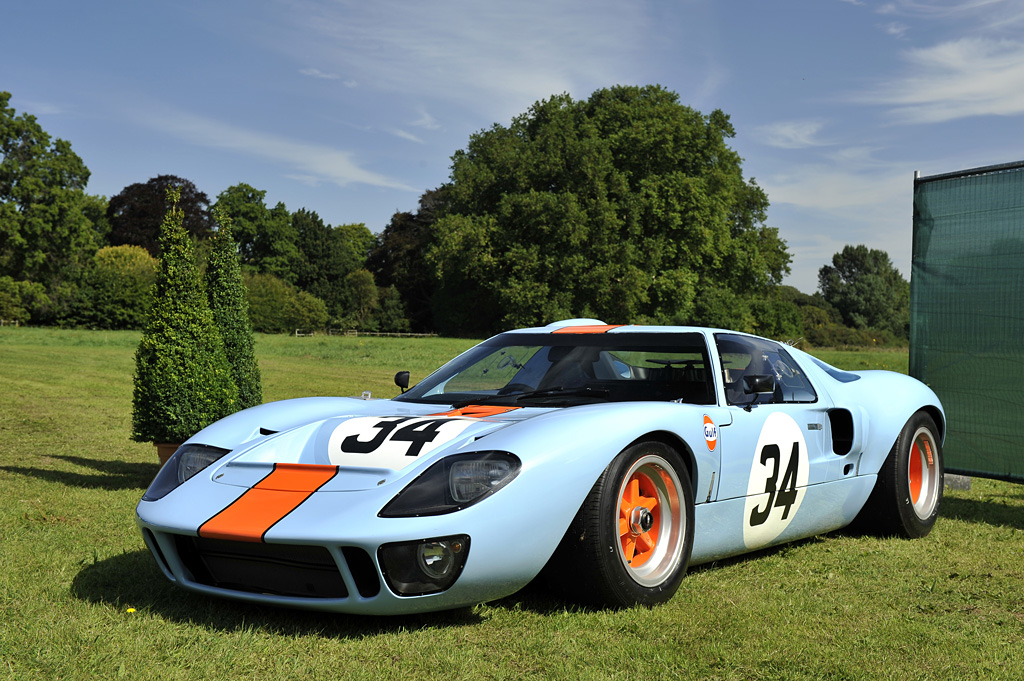 1968 Ford GT 40 #8