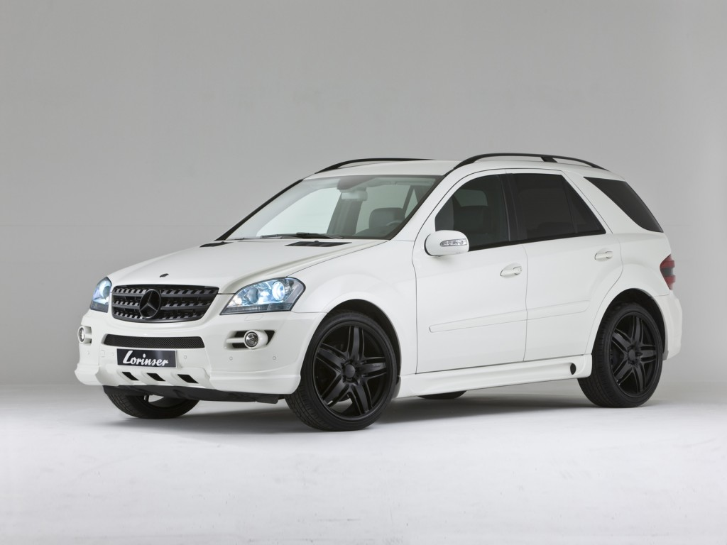 Mercedes-Benz ML #6