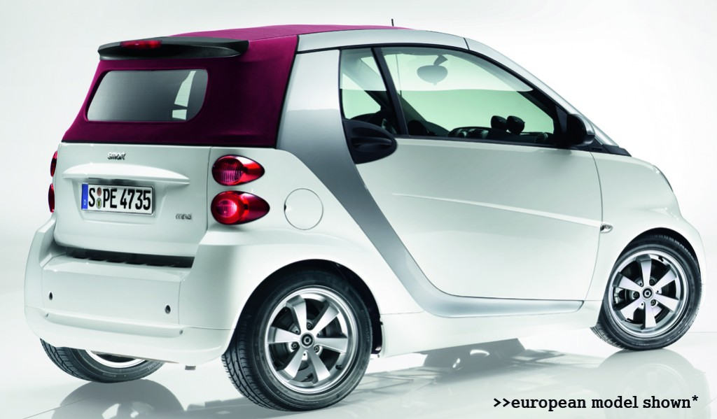 2013 Smart Fortwo #5