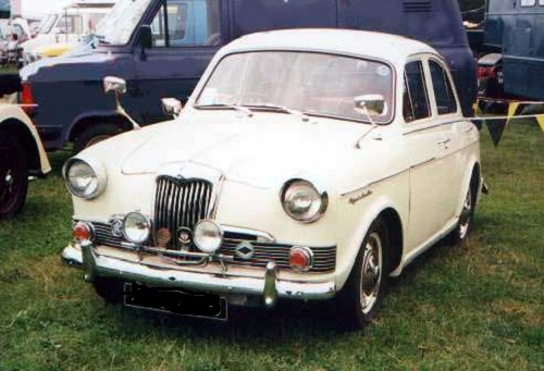 1961 Riley One-Point-Five #5