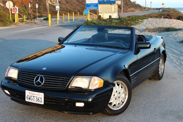 1990 Mercedes-Benz SL #5