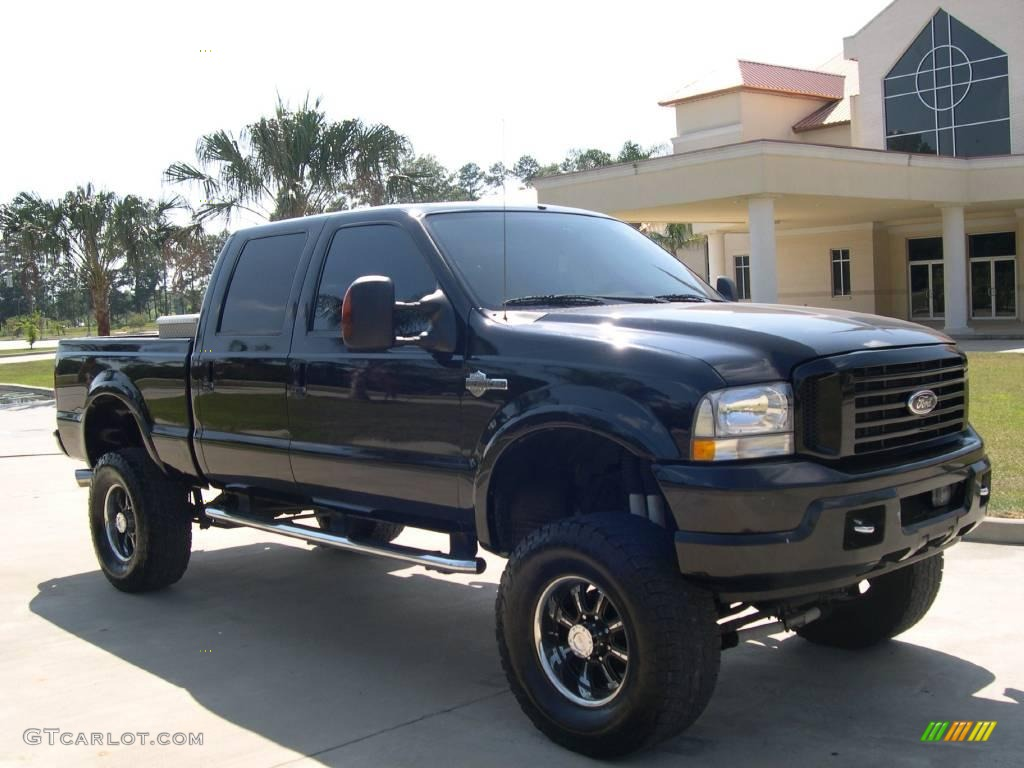 2004 Ford F 250 Super Duty Photos Informations Articles Black Grill 16