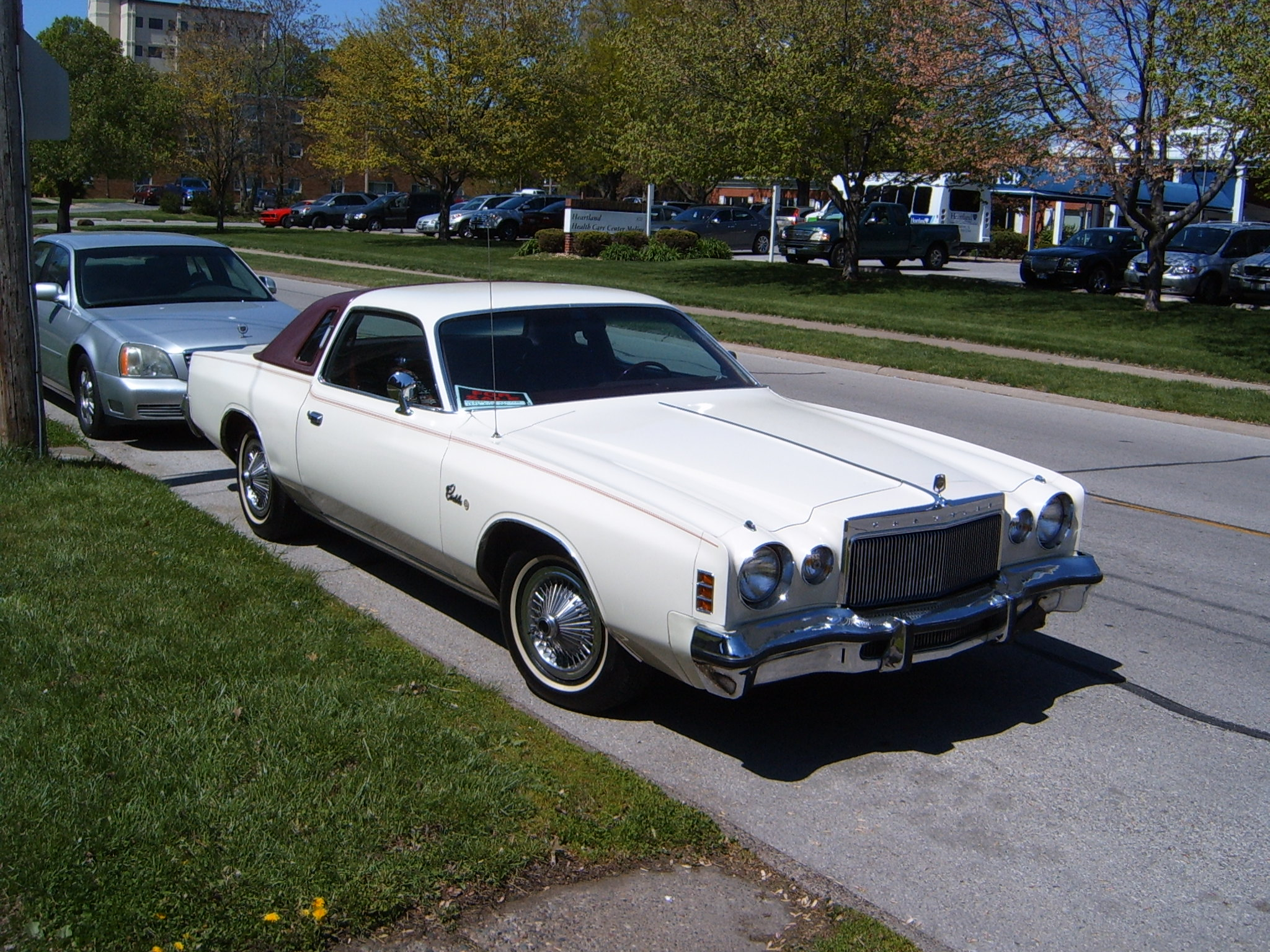 1970 Chrysler Cordoba #11