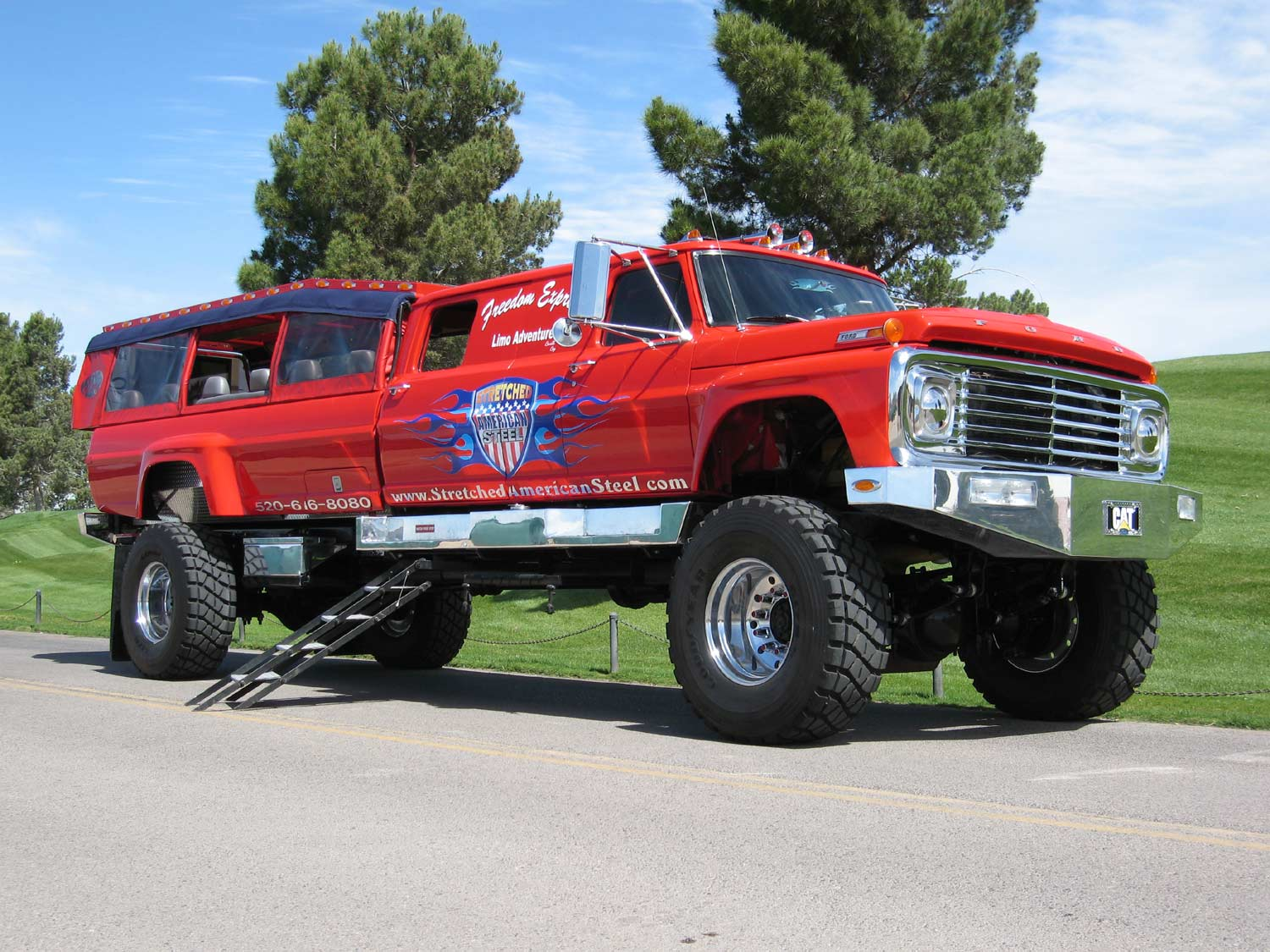 Ford F #14