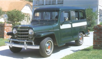Jeep Station Wagon #8