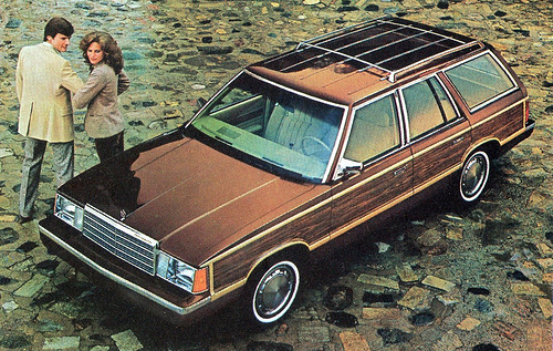 1982 Plymouth Reliant #6