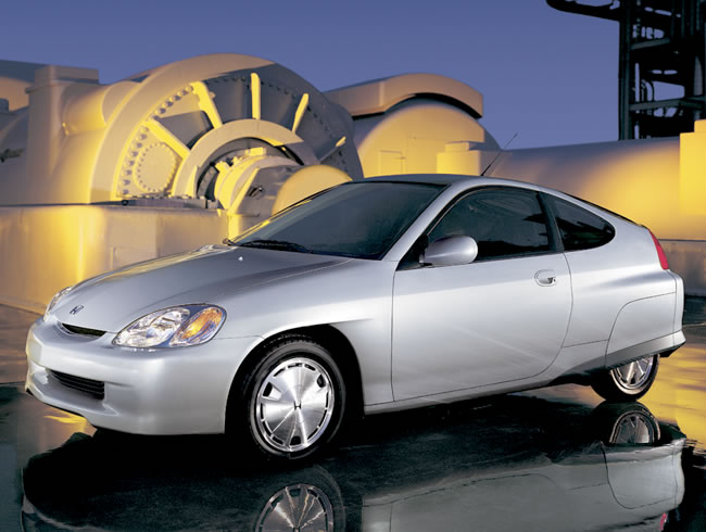 2004 Honda Insight #4