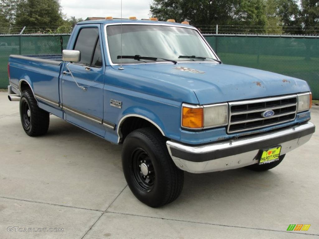 1991 Ford F-250 #14