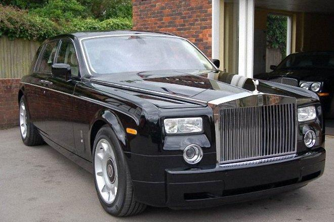 2004 Rolls royce Phantom #17