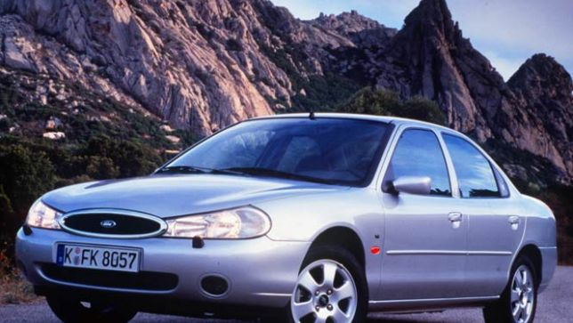 1996 Ford Mondeo #14