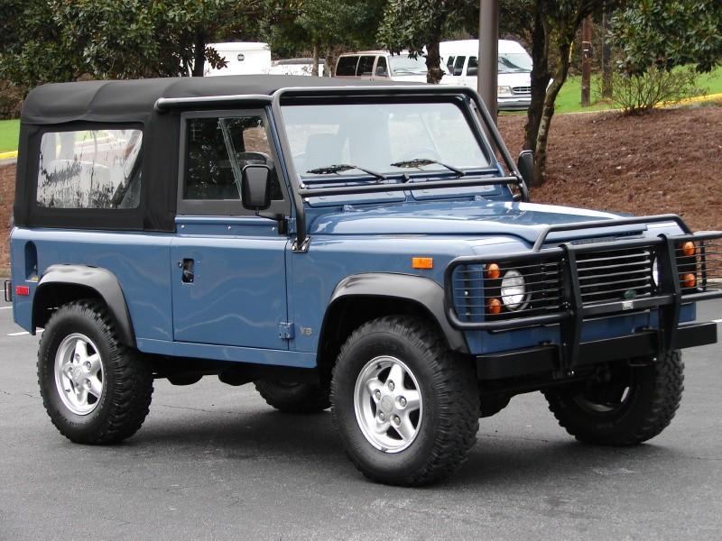 1994 Land Rover Defender #16