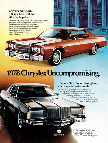 1978 Chrysler Newport #10