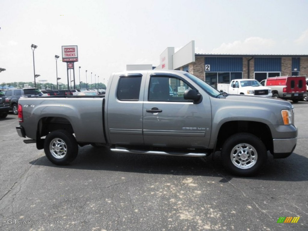 2008 GMC Sierra 2500hd #15