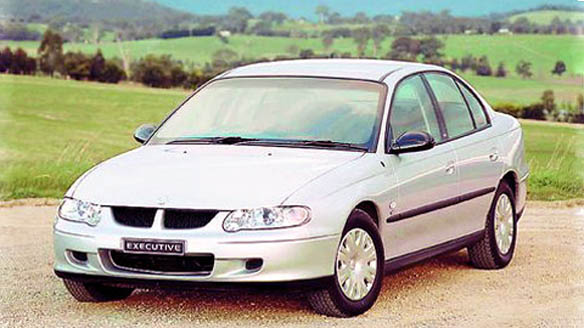 1999 Holden Commodore #1