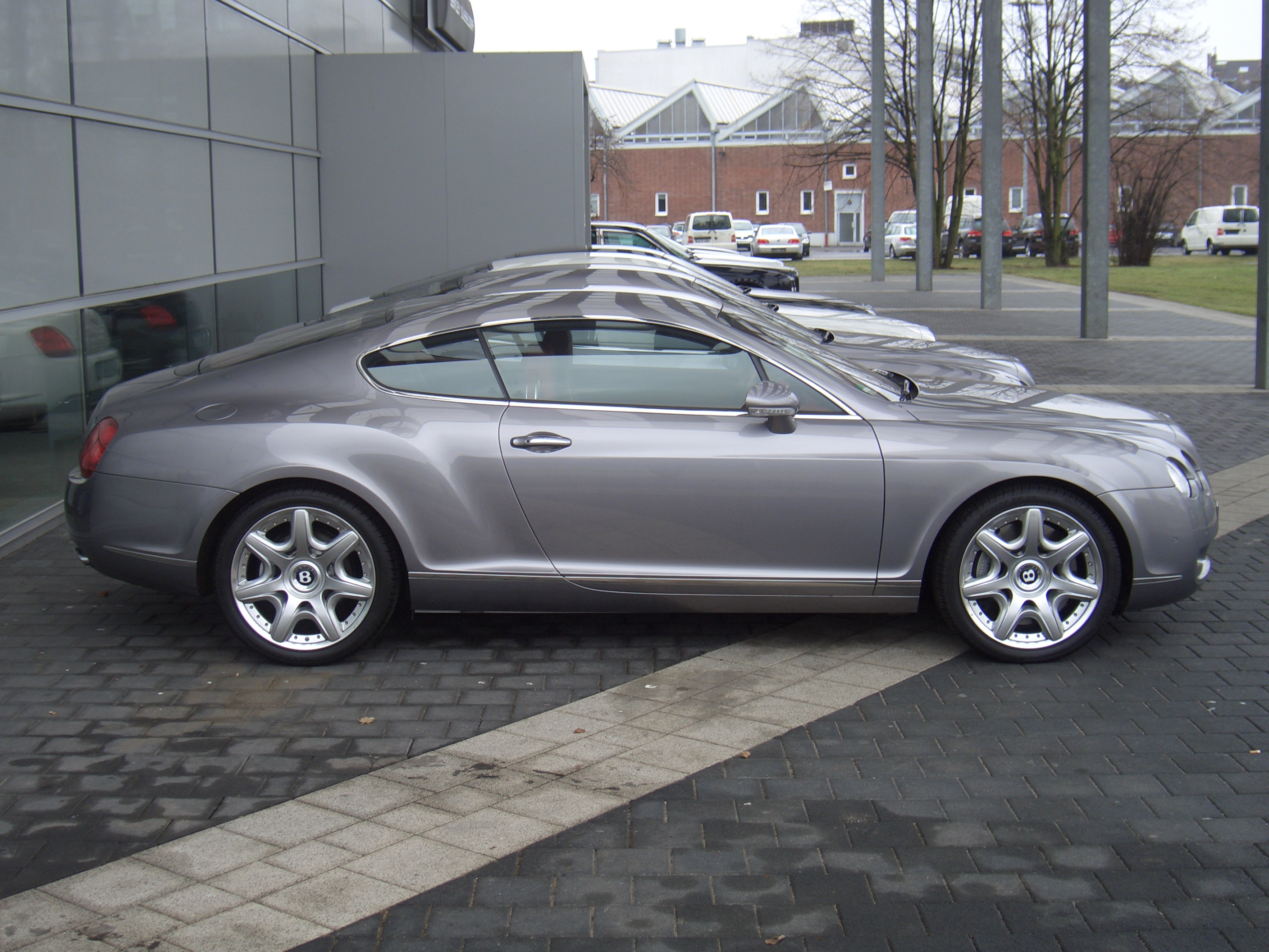 2010 Bentley Continental Gt #6