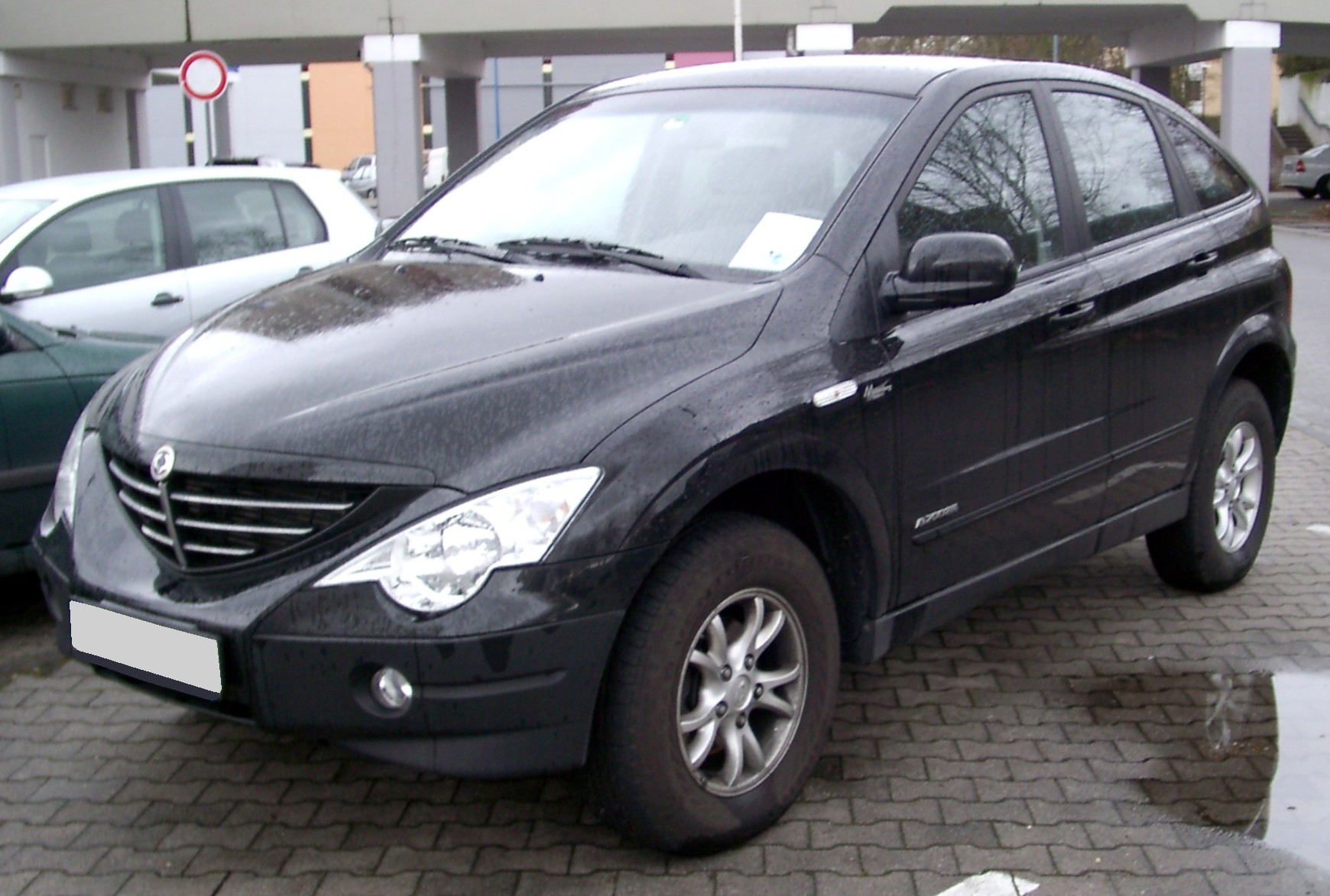 2006 Ssangyong Actyon #9