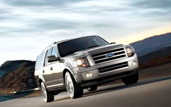 2011 Ford Expedition #6