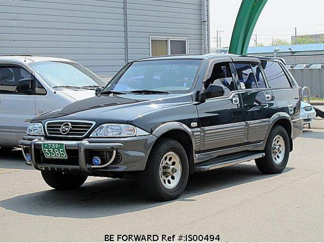 2000 Ssangyong Musso #6