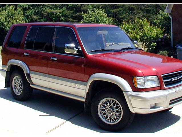 1999 Isuzu Trooper #6