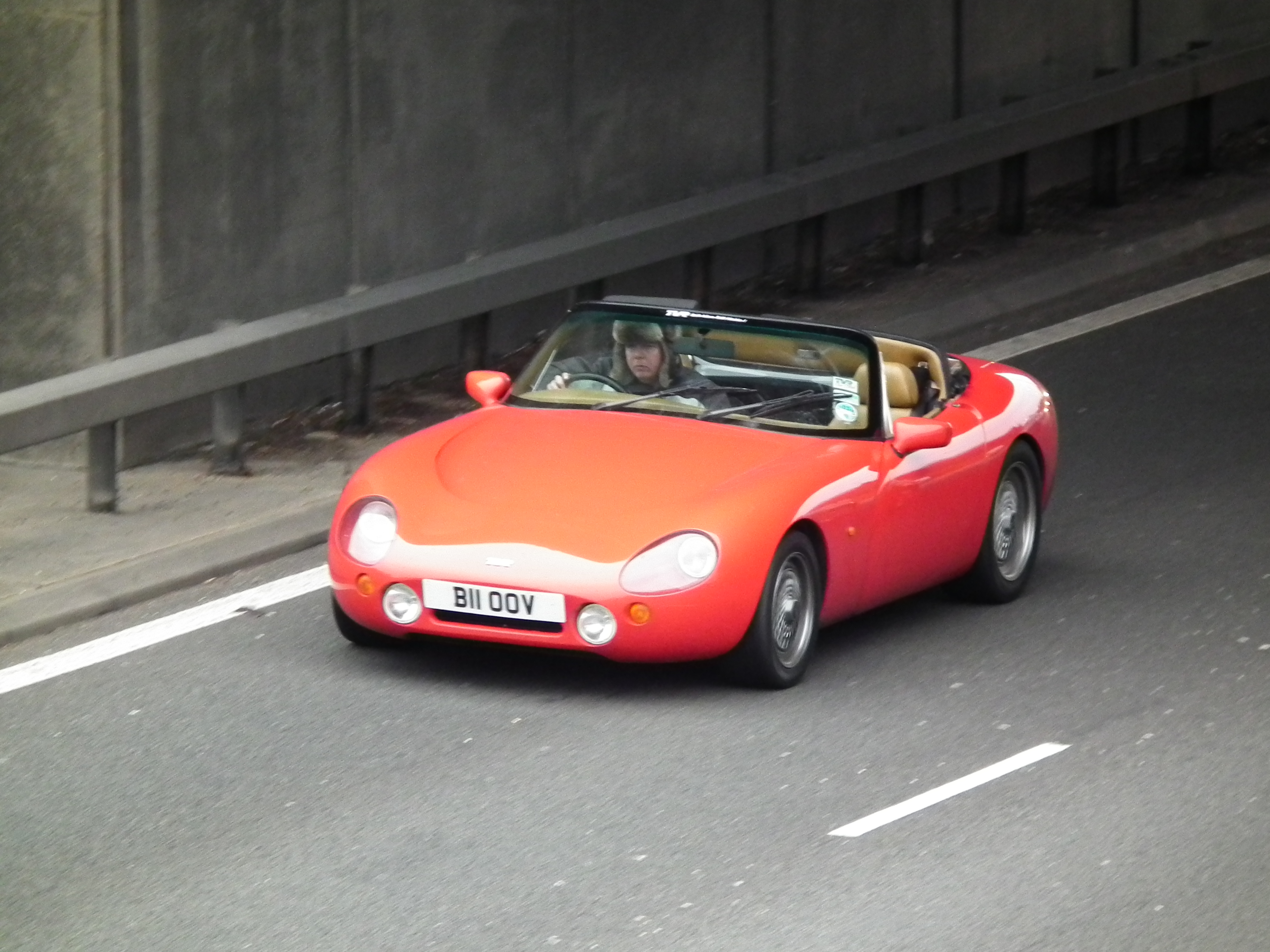 1991 TVR Griffith #11