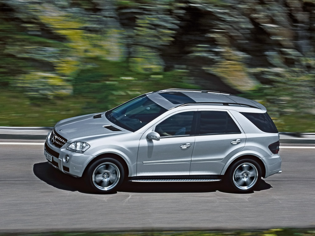 Mercedes-Benz ML #13