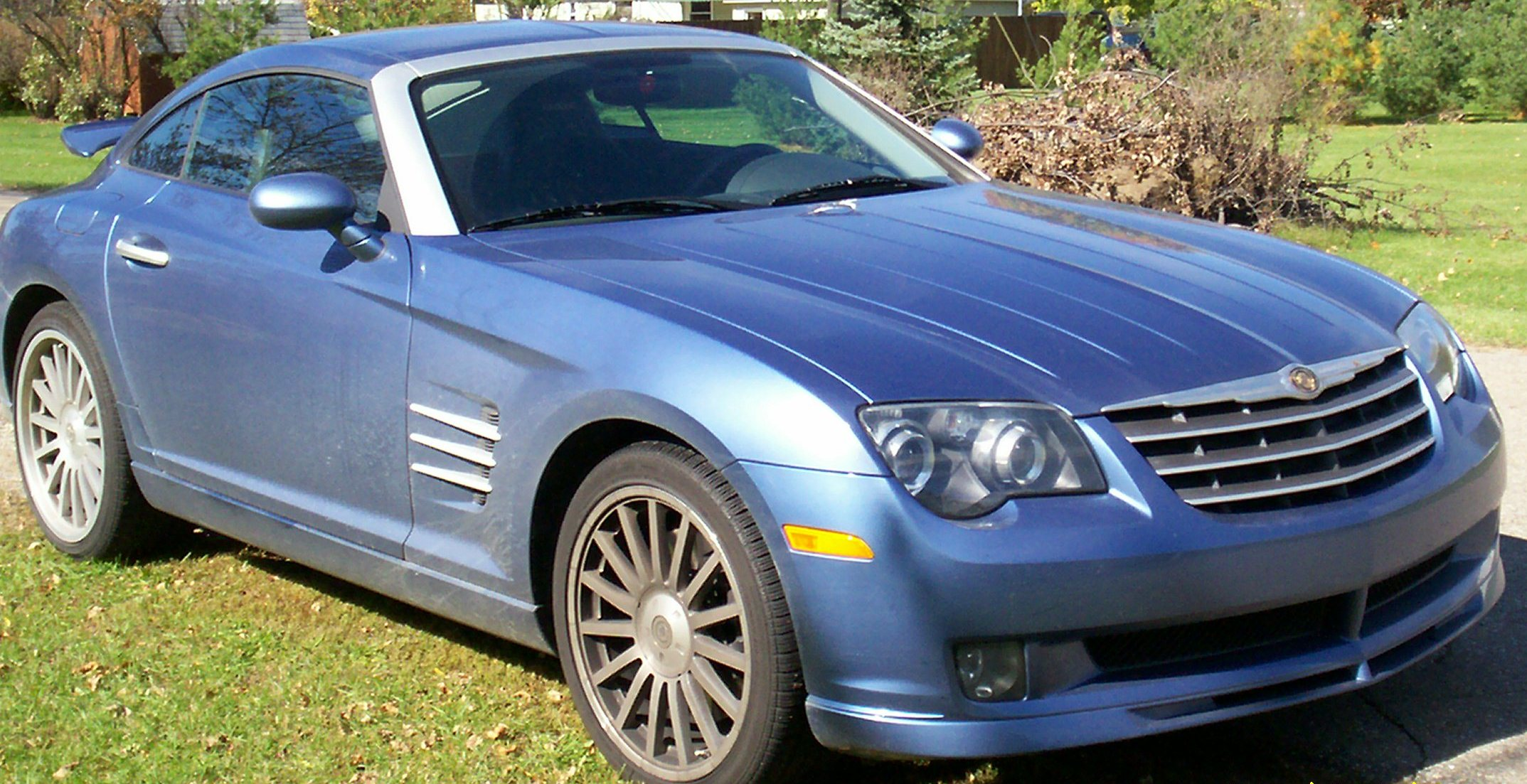 2008 Chrysler Crossfire #6