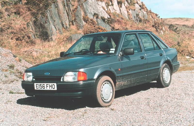 1988 Ford Orion #7