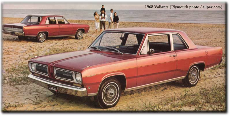 Plymouth Valiant #12