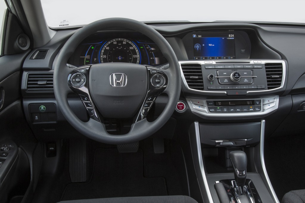 2015 Honda Accord #10