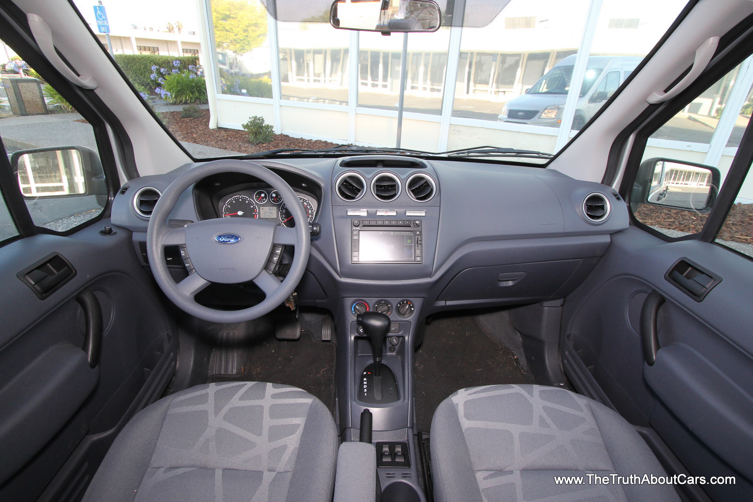 2012 Ford Transit Connect #10